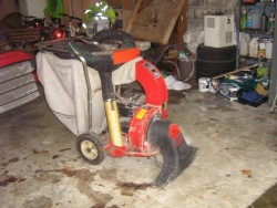 Billy Goat Leaf Blower & Collector