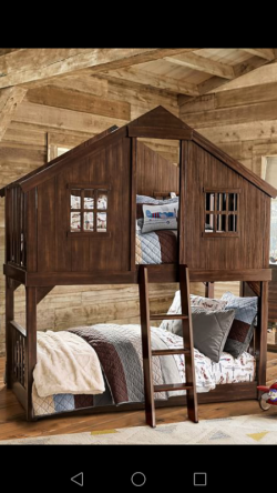 **NEW*** TREE HOUSE BUNK BEDS