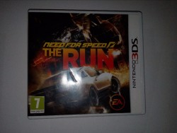 Nintendo 3DS The Run - Need for Speed