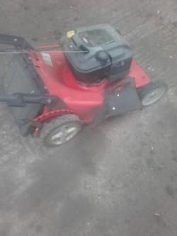 Snapper mulcher lawn mower