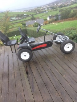 2 Seater Berg Go Cart