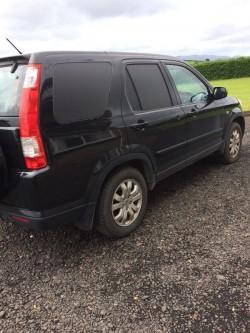 Honda CRV Commercial for Sale