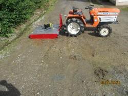 Kubota Tractor.