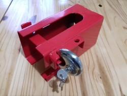 Brand New Hitch Lock with Lock & 2 Keys
