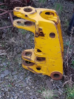 Jcb slew frame project 12 3cx
