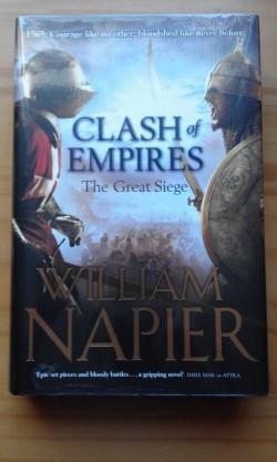 Clash of Empires(Book).