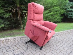 Restwell Rise & Recline Mobility Chair  (Dual-Motor)