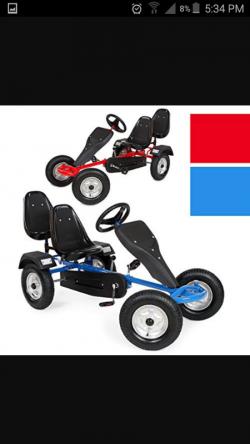 New 2 seater  go kart