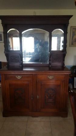 Antique dresser sideboard