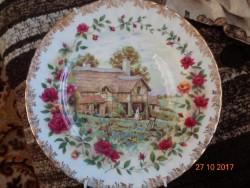 Royal Albert Four Seasons Plates