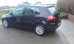 **** 2008 VOLKSWAGEN GOLF MATCH 1.9 TDI 1 OWNER ***