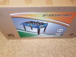 3ft Soccer Table