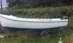 16ft Orkney Longliner