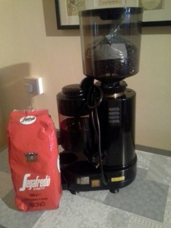 Brasilia RR45 Coffee Grinder
