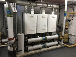 Commercial and domestic heating and gas installer