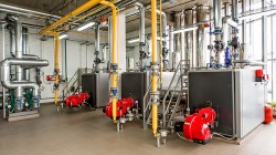 Commercial gas installer and heating engineer