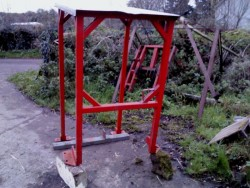 MASSEY roll bar with roof