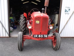 1958 Nuffield Tractor