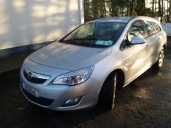 Opel Astra 2011 Diesel New NCT Nov 2019