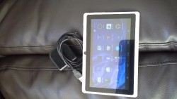 Brand new tablet with charger