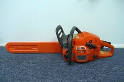 Husqvarva 455 chainsaw