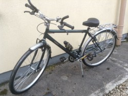 Gents' touring bike