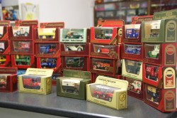 GOOD SELECTION OF  MACTHBOX MODLES OF YESTERYEAR
