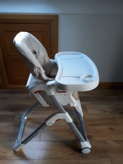 Graco Duo Diner high chair + Baby stroller