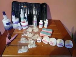 Acrylics Nail Kit