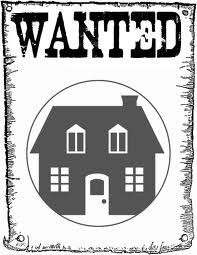 house wanted for long term rent
