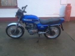 1979 Honda CB250N superdeam