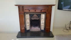 Fireplace/Hearth - Victorian Style - Great Condition