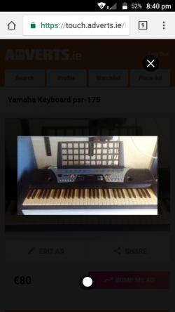 Yamaha-keyboard-psr-175