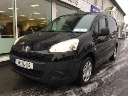 2013 (131) Peugeot Partner Active 3 Seater 1.6 HDi (75 BHP)