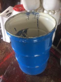 Steel Barrels 45 Gallon