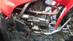Honda 250trx