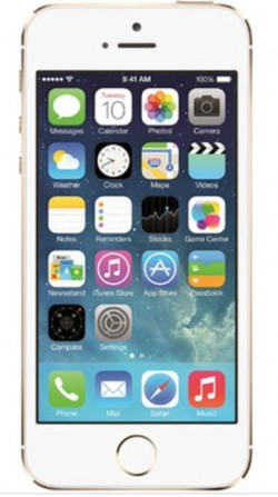 Silver IPhone 5s (Unlocked)