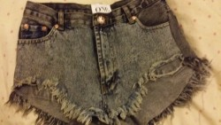 Shorts by one teaspoon