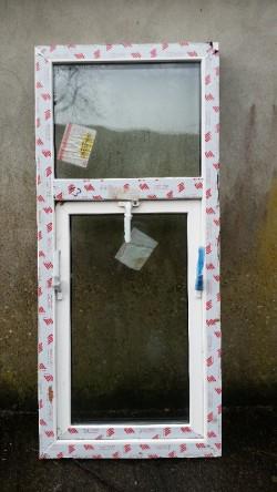 PVC window (New)