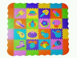 Baby Play Mat Foam Educational Activity Soft NEW!