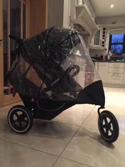 Phil & Teds Double Buggy for sale