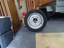 car trailer tyre