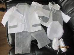 Costume for christening