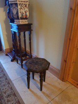 Antique  occasional table imaculate