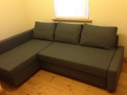 Good as new IKEA sofa bed