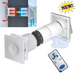 heat recovery single room unit