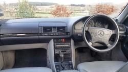 1997 Mercedes C320