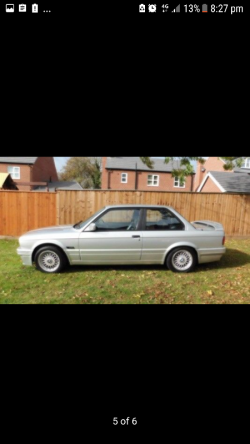 Bmw e30 project wanted