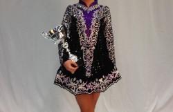Chantelle Championship dress