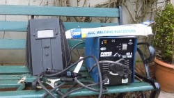 Electric Welder for sale.